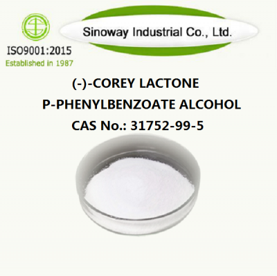 COREY LACTONE P-PHENYLBENZOATE ALCOHOL